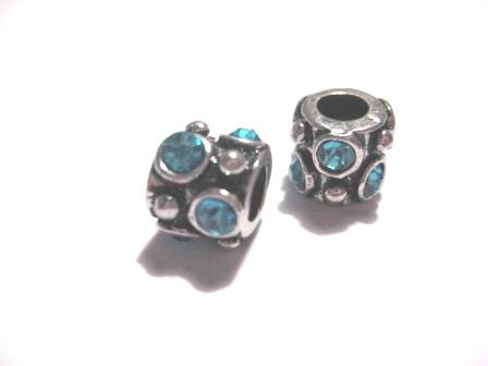 Strass, Cubic zircon & Pärlor