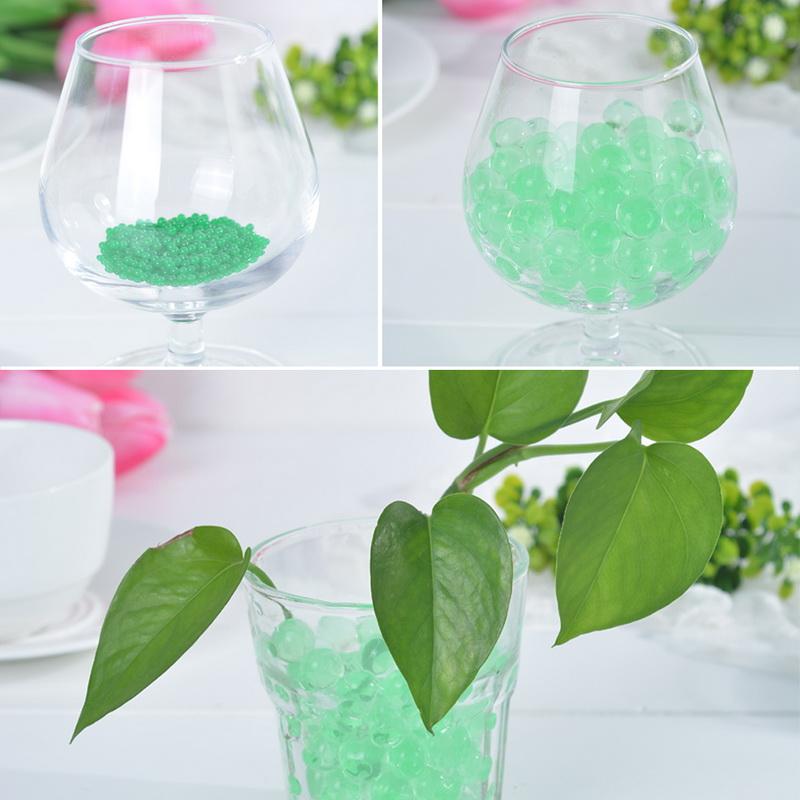 Vattenpärlor / Vattenkristaller