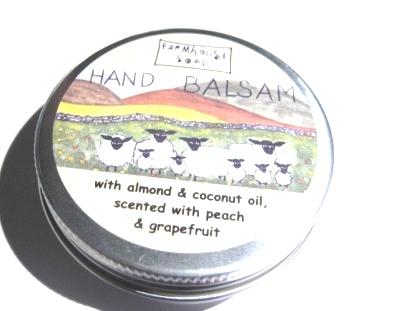 Farmhouse soap