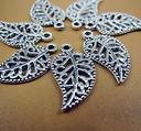 Berlock - Löv swirl