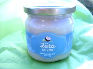 Honung - Zöta Kokos