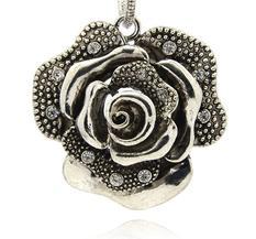 Stort Lyxhänge - Large Rose