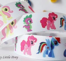 Textilband - My little Pony 25mm