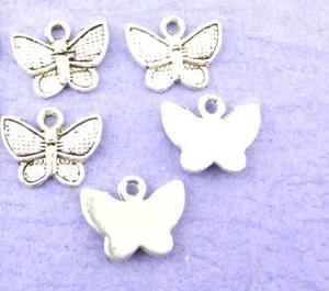 Berlock - mönstrad Fjäril