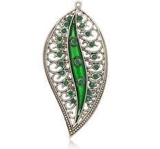 Stort Lyxhänge - Green Leaf
