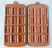 Silikonform- Chokladkaka