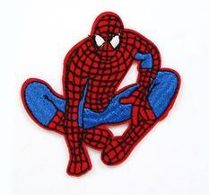 Tygmärke - Spindelmannen nr1