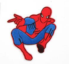 Tygmärke - Spindelmannen nr2