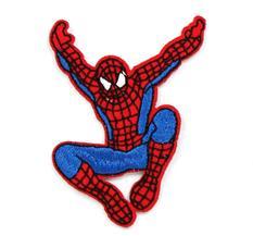 Tygmärke - Spindelmannen nr3