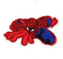 Tygmärke - Spindelmannen nr4