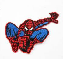 Tygmärke - Spindelmannen nr5
